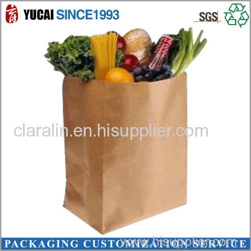 2015Hot Sale Food Paper Bag