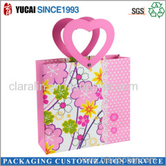 2015 Hot Sale Carrying Customized Paper Bag