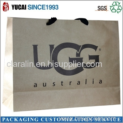 2015 Customized Promotional Paper Bag
