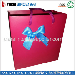 Colorful Gift Paper Bag