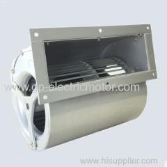 24v 48v small centrifugal blower 133mm B type