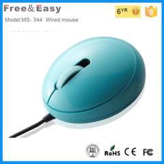 reasonanle price creative egg shape gift mouse