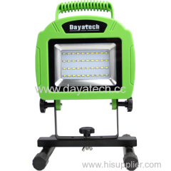 20W Rechargeable LED working lamp outdoor lantern energy-saving lamp