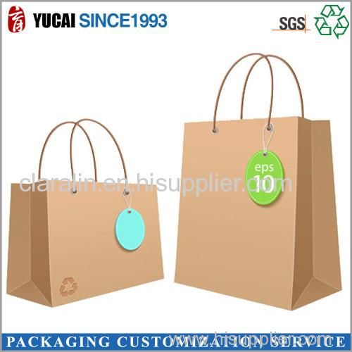 2015Hot Sale Paper Bag with Cusromized Logo