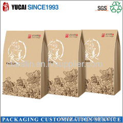 2015Hot Sale Grocery Paper Bag for Shopping