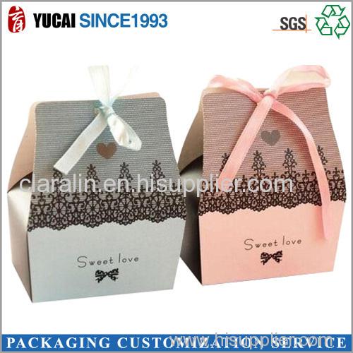 2015Hot Sale Dessert Paper Box for Gift