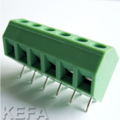 terminal block for wire to panel KF127SF