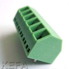 terminal block for cable to panel KF127S