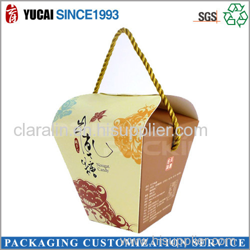 2015 Carrying Grocery Paper Box