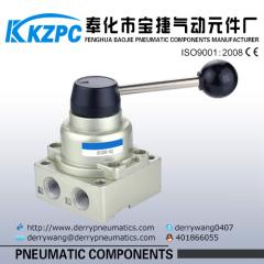 SMC Hand Switch Control valve