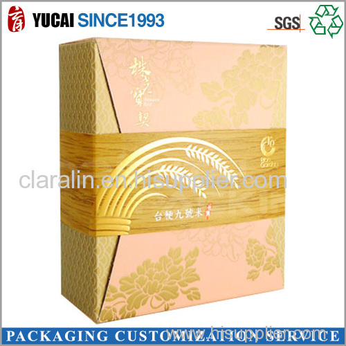 High Quality Grocery Paper Box