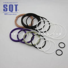 KOM 707-99-58080 hyd cylinder seal kits for excavator
