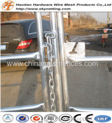 Anping Factory Galvanized Steel Horse Fence/Cattle Fence/Used Horse Fence Panels For Rearing Animals