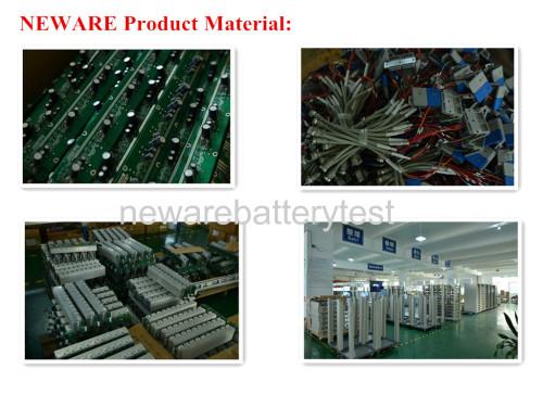 8 channel battery test equipment