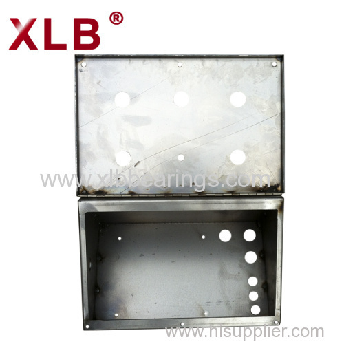Machining CNC Customed Cutting Folding Soldering Iron Box