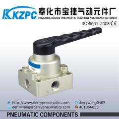 SMC Hand Switch Control valve Hand Valve Aluminum Hand Valve