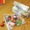 ldpe slider zipper bag food grade zipper bag