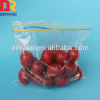 ldpe zipper bag light barrier custom ldpe zipper bag