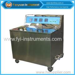 automatic textile color fastness to washing tester AATCC Color Fastness to Washing