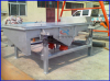 Quartz sand linear sieve vibrating for cleaning