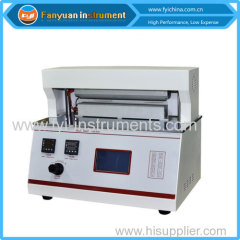 Heat sealing tester for lithium ion battery lab