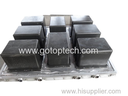 EPS Mould for quality box in china eps mould for fish box Aluminum EPS box mould