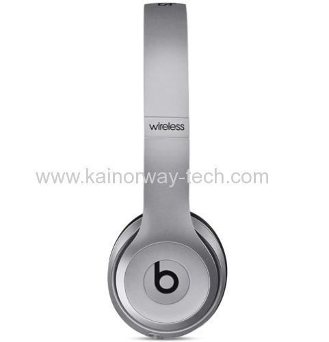 Beats by Dr.Dre Special Edition Solo2 Wireless Bluetooth Headphones Space Grey
