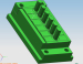 Guedel Type Airways plastic injection moulds
