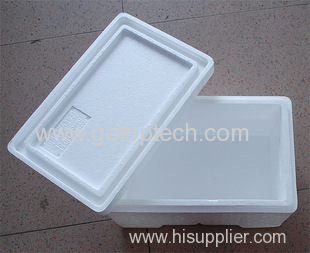 eps foam insulation ice fish box mould vegetable box mold for sale with low price