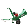 15hp 100mm max chipping wood chipper shredder