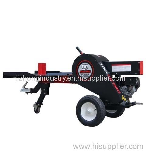 34T automatic log splitter