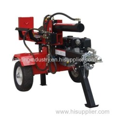 6.5HP 18T manual hydraulic log splitter