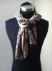 Men's Lengthened Jacquard Scarves