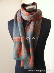 Women's Jacquard Long Scarves