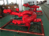Custom Marine External Electric Fire Monitor / Fire Pump of Fire Fighting