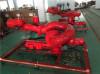 Custom Marine External Electric Fire Monitor / Fire Pump of Fire Fighting