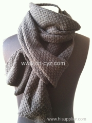 Women's Winter Brown Scarves