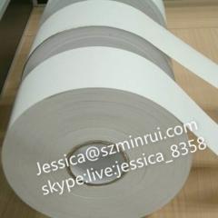 High Quality Custom Very Sticky Self Destructive Eggshell Sticker Paper in Rolls Ultra Destructible Vinyl Materials