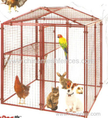 Secure Pet Living Modular Cage System