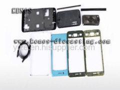 Zinc die casting parts for mobile phone