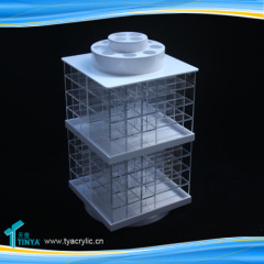 Acrylic Make Up Holder