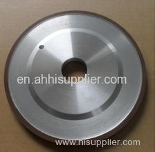 Manufacture of high quality diamond and cbn wheel for cnc grinding machines