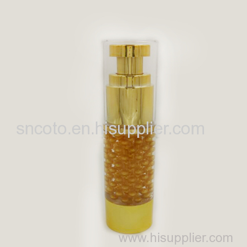 Water pearl Q moisturizing eye cream