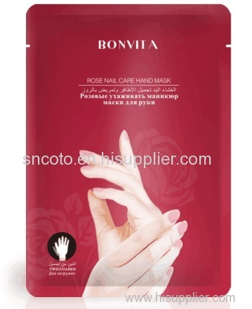 Rose Care Manicure Hand Mask