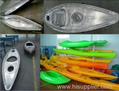 rotomoulding marine projecte and plastic kayak and boat