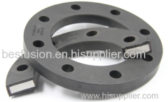PP/Steel Backing Ring(Falnge Ring) With Steel Insert For Stub End