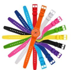 Christmas gifts colorful unisex customize wrist watches