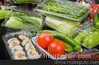 Weatherproof Transparent Food Grade PVC Sheet For Vegetables