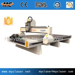 MC wood stone working high quality wooden stone cnc router for business