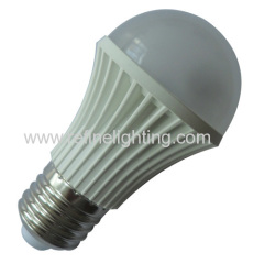 5W LED A50 bulb easy matching to any fixtures